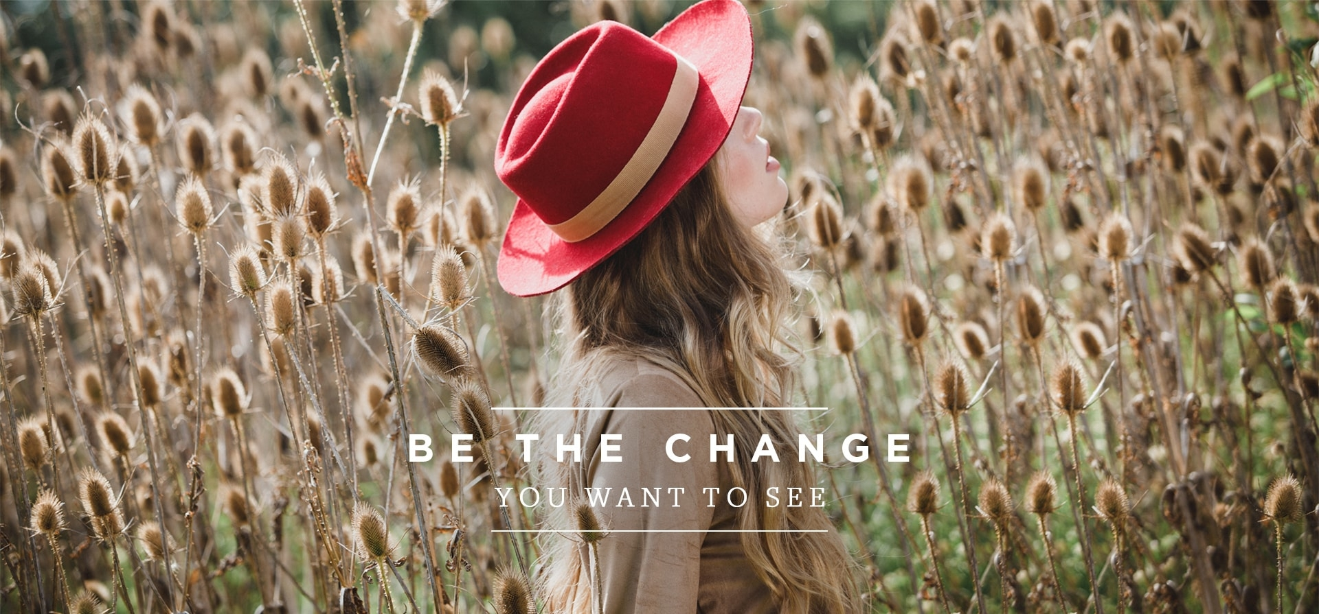 Be the changes